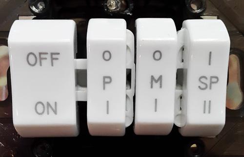 کلید کولر 4 پل