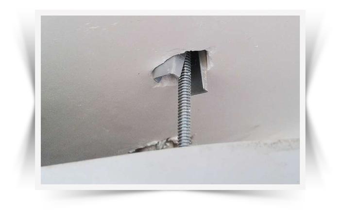 روش نصب لوستر | آموزش برق ساختمان