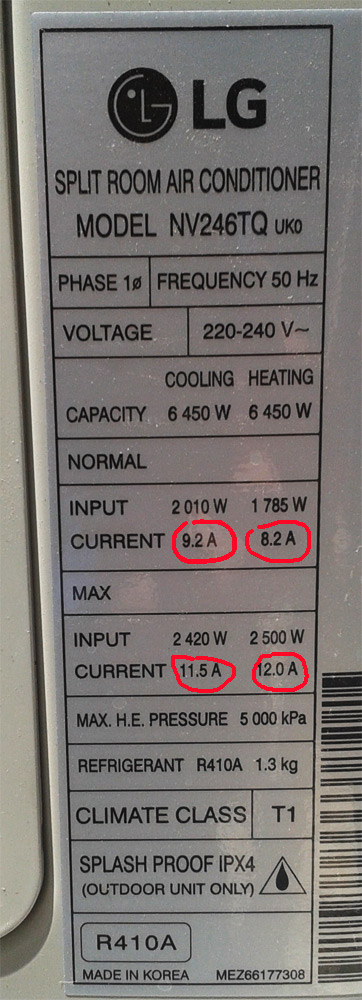 جریان-برق-کولر-گازی