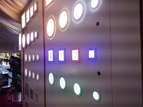 هالوژن های LED