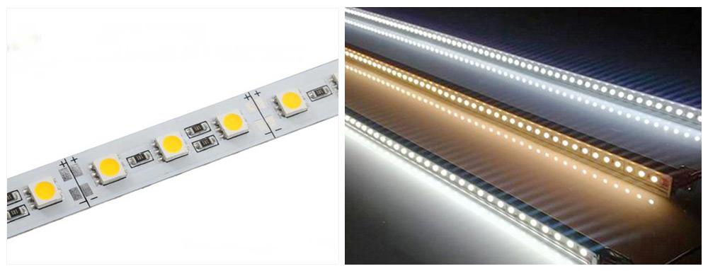 LED تخت