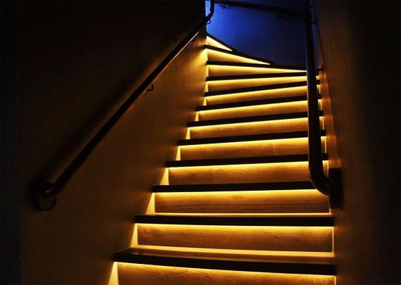 نورپردازی-راه-پله
