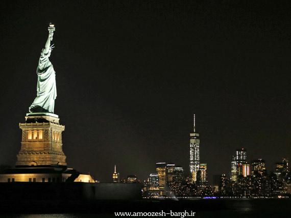 نورپردازی-مجسمه