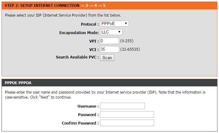 تنظیمات مودم TPLink