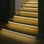 نورمخفی در راه پله