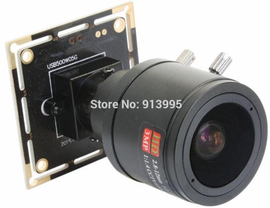 vari focal lens