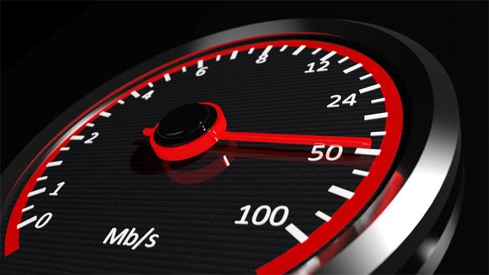 سرعت انتقال دیتا