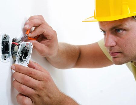 مراحل انجام تاسیسات برق در ساختمان